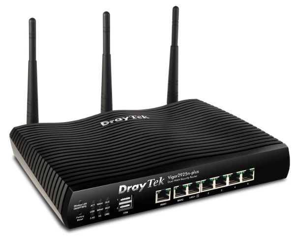 Dual-WAN Security-Router Vigor 2925-Serie